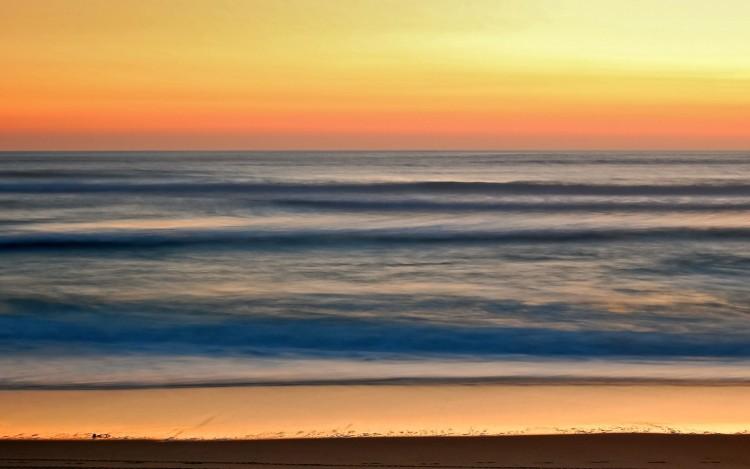 Wallpapers Nature Seas - Oceans - Beaches Lignes de l'océan