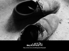 Wallpapers Digital Art chaussure