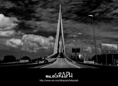 Wallpapers Constructions and architecture pont de normandie