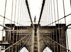 Fonds d'écran Voyages : Amérique du nord Brooklyn Bridge