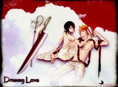 Fonds d'écran Manga dreamy love