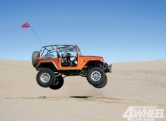 Wallpapers Cars toyota fj-40 land cruiser (1972)