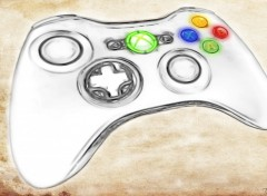 Wallpapers Video Games Manette Xbox