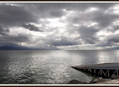 Fonds d'écran Nature Lac Léman