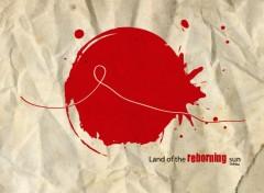 Fonds d'écran Art - Numérique Land of the reborning sun