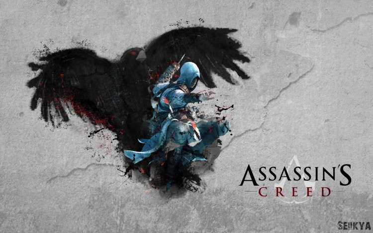 Fonds d'écran Jeux Vidéo Assassin's Creed Assassin's creed - Aigle