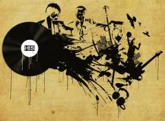 Wallpapers Digital Art urban speaker
