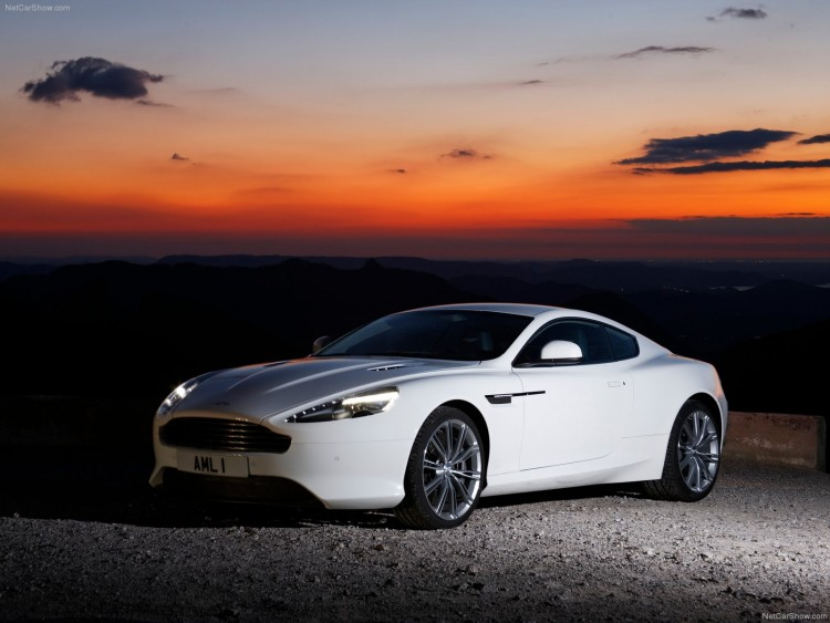 Fonds d'écran Voitures Aston Martin Aston Martin Virage