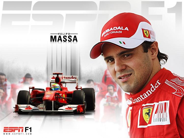 Fonds d'écran Sports - Loisirs Formule 1 Felipe MASSA - SAISON 2011