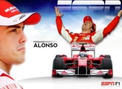 Fonds d'écran Sports - Loisirs Fernando ALONSO - SAISON 2011