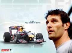 Fonds d'écran Sports - Loisirs Mark WEBBER - SAISON 2011