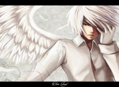 Wallpapers Manga White Angel
