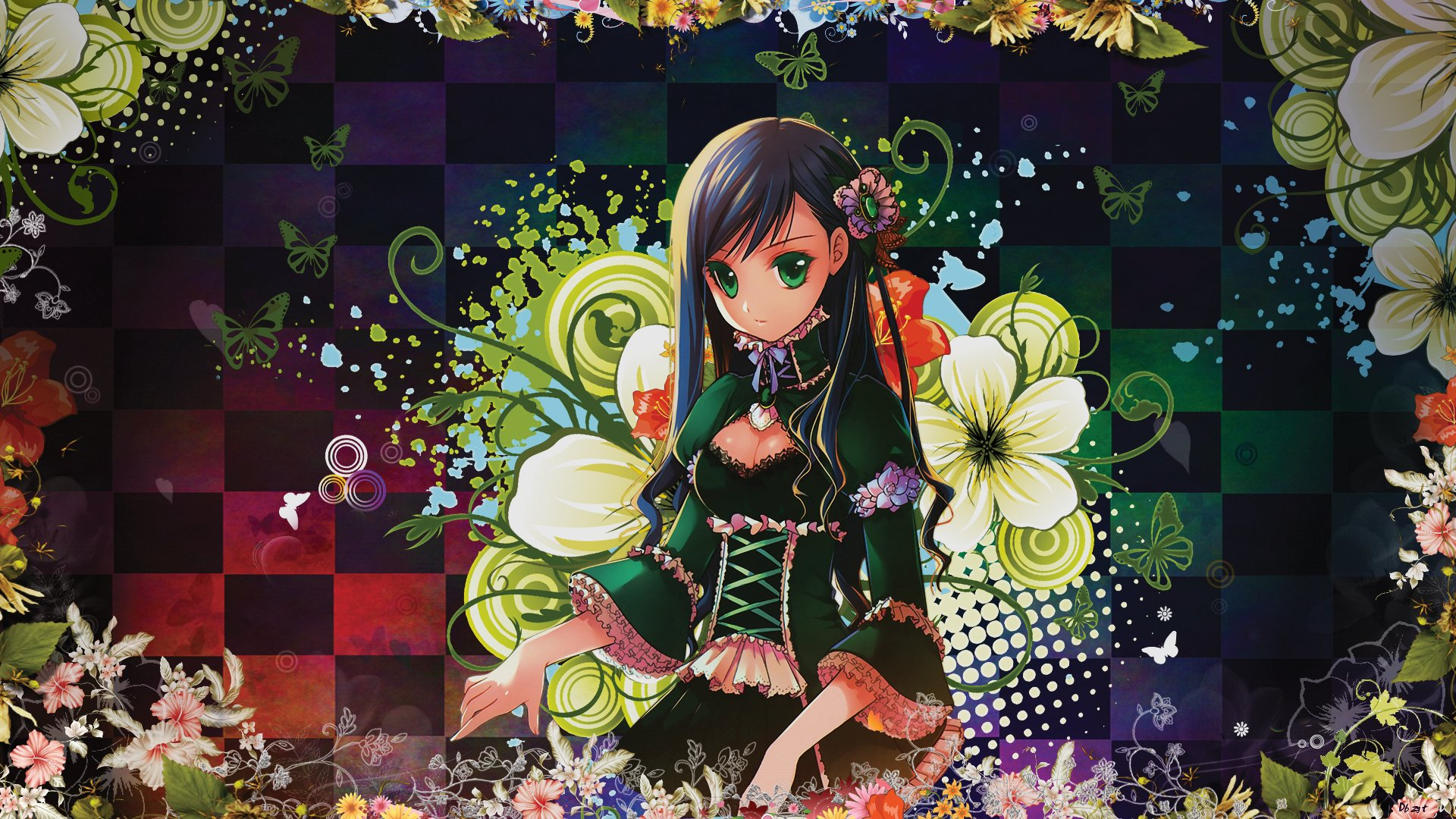 Wallpapers Manga Miscellaneous Spring
