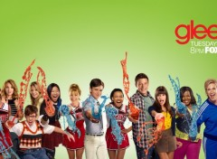 Fonds d'écran Séries TV Glee