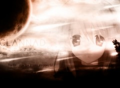 Fonds d'écran Manga Clannad