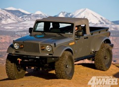 Wallpapers Cars jeep nukizer 715