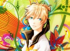 Fonds d'écran Manga ¤ Len Kagamine ¤