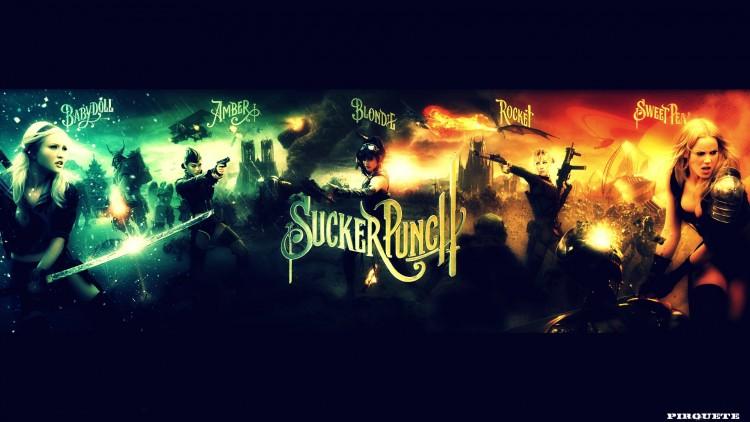 Fonds d'écran Cinéma Sucker Punch Sucker Punch
