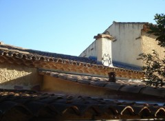 Wallpapers Constructions and architecture Toits de provence