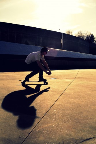 Fonds d'écran Sports - Loisirs Skate - Roller Longboard