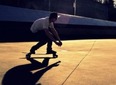 Wallpapers Sports - Leisures Longboard