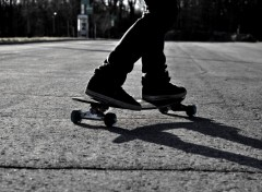 Wallpapers Sports - Leisures Longboard