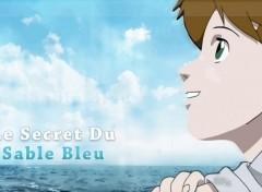 Fonds d'écran Manga [Nardoum] Le Secret Du Sable Bleu Wall