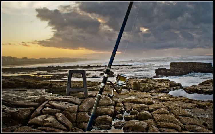 Wallpapers Nature Seas - Oceans - Beaches pecheurs