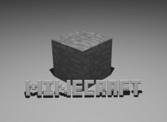 Wallpapers Video Games Minecraft Stone