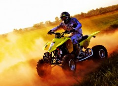 Fonds d'écran Motos quad