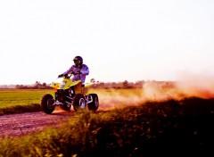 Wallpapers Motorbikes quad