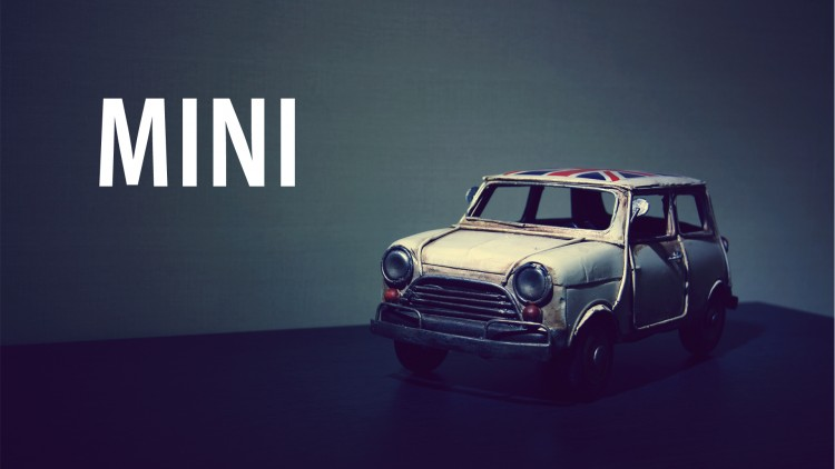 Fonds d'écran Voitures Mini Old Mini Wallpaper