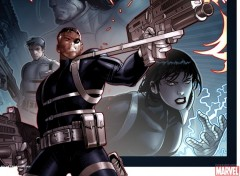 Fonds d'écran Comics et BDs nick fury