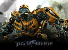 Wallpapers Movies Transformers 3 - La Face cachée de la Lune