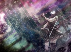 Fonds d'écran Manga Akiyama Mio