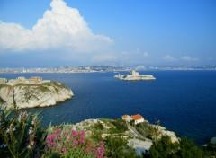 Wallpapers Trips : Europ marseille île du frioul