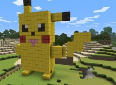 Wallpapers Video Games Pika-Pikaa