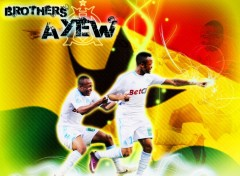 Wallpapers Sports - Leisures Frères Ayew