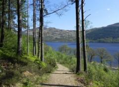 Wallpapers Nature Loch Lomond, Scotland
