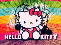 Wallpapers Digital Art HEllo Kitty !!