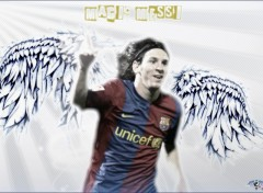 Fonds d'écran Sports - Loisirs Magic Messi