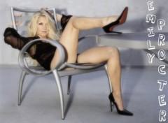 Fonds d'écran Célébrités Femme Emily Procter