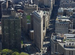 Wallpapers Trips : North America Flatiron Building - New-York