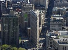 Fonds d'écran Voyages : Amérique du nord Flatiron Building - New-York