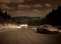 Wallpapers Video Games ferrari SP1