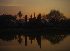 Fonds d'écran Voyages : Asie sukhothai