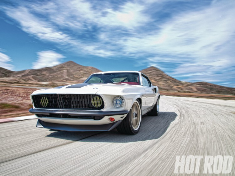 Wallpapers Cars Wallpapers Mustang Ford Mustang 1969 By