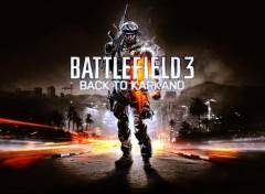 Fonds d'écran Jeux Vidéo Battlefield 3 - Going Back to Karkand