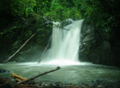 Wallpapers Trips : North America cascade Didier - Martinique