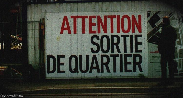 Wallpapers Brands - Advertising Advertising posters dans la rue ...